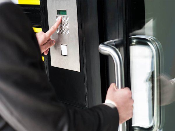 Commercial Locksmith Services in Gordon